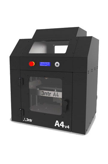 A4v4 Industrial 3D Printer