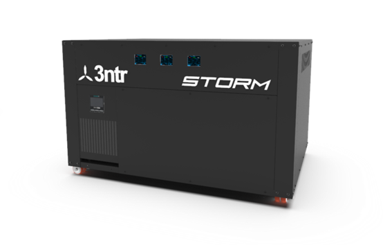 STORM Modular drying unit