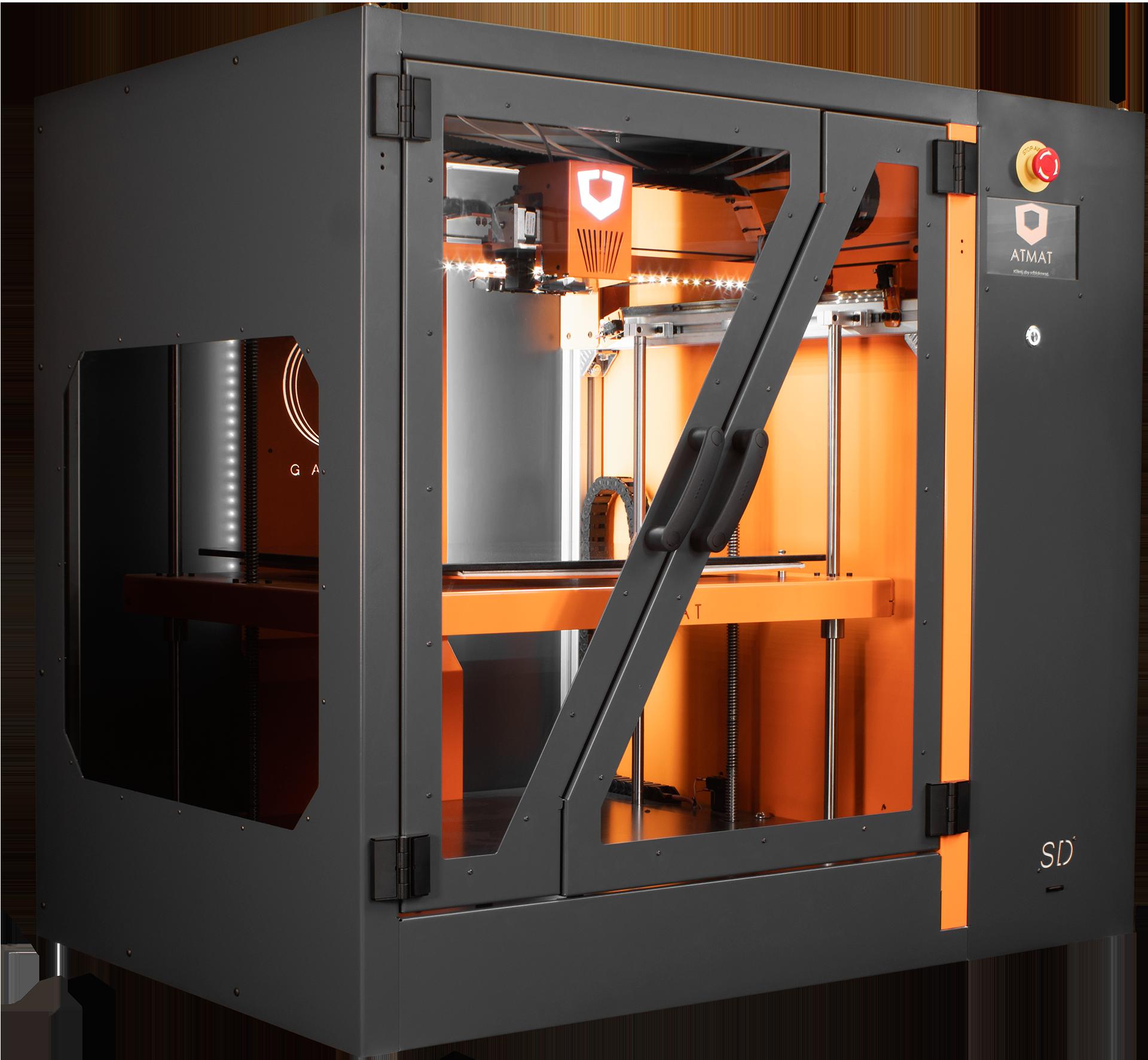 Galaxy 3D printer
